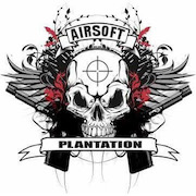 Airsoft Plantation – UK's Leading Airsoft Games Site | Billericay in Essex Logo